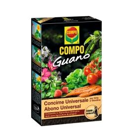 Concime Biologico Compo Universale 1kg con Guano, per Orto e Giardino