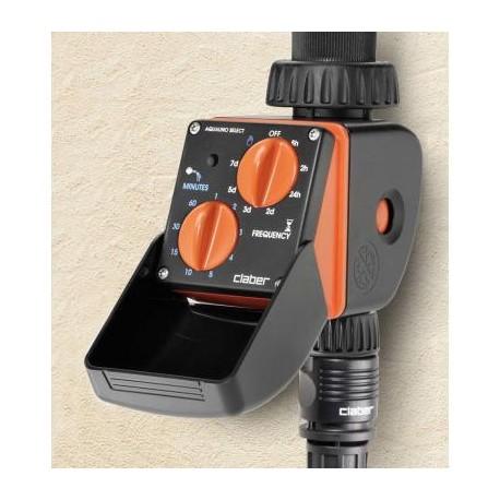 Claber select 8423 centralina programmatore a batteria 9 for Claber centralina irrigazione