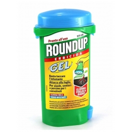 ROUNDUP GEL ERBICIDA PRONTO ALL'USO 100 ML