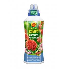 COMPO Concime per Gerani GERANI Concime Liquido, Conf. 1 litri