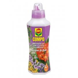 CONCIME NATURALE UNIVERSALE COMPO SANGUE DI BUE 1 litro