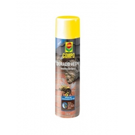 COMPO SPRAY DURACID INSETTICIDA ANTI PER VESPE CALABRONI NIDI 750 ML. GETTO 4 MT