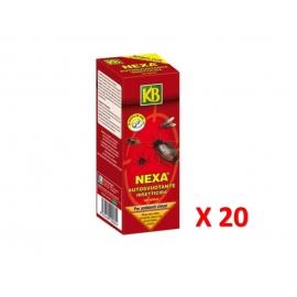 NEXA TAC SPRAY INSETTICIDA AUTOSVUOTANTE 150ML, BLATTE, CIMICI, ZANZARE, INSETTI - N° 20
