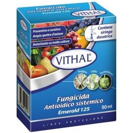 Fungicida Sistemico Antioidico VITHAL Emerald 125 Liquido 50ml