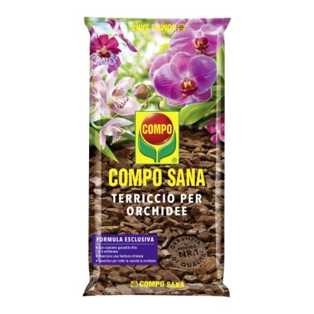 COMPO SANA TERRICCIO PER ORCHIDEE 5LT