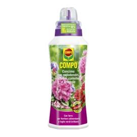 COMPO Concime per Rododendri, Azalee, Camelie e Ortensie, 1 litro