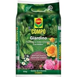 COMPO CONCIME GIARDINO- (kg 8) con isodur