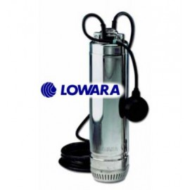 ELETTROPOMPA POMPA SOMMERSA LOWARA SCUBA SC207C HP 1 - 75 KW CON GALLEGIANTE
